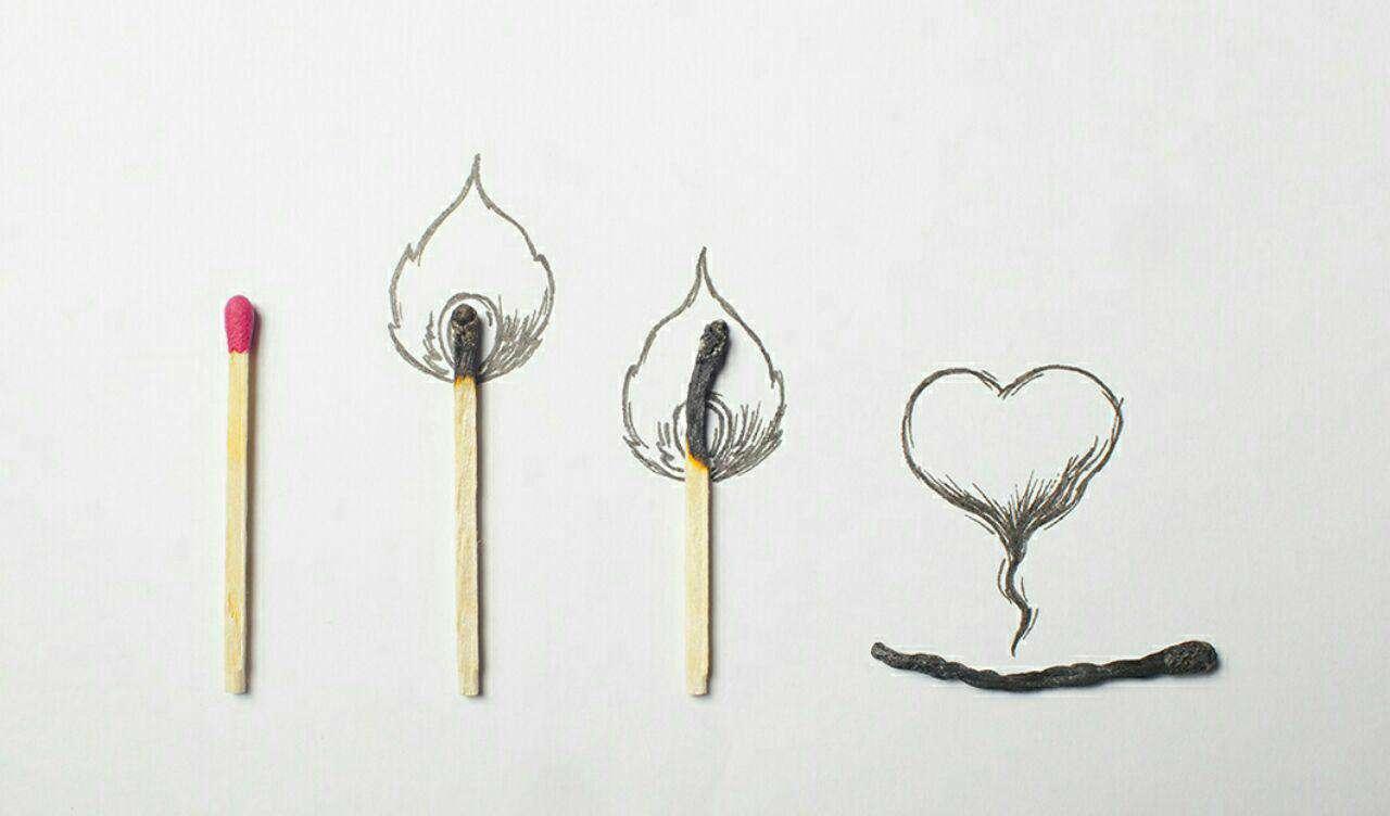 به یاد فداکاری آتش نشان ها