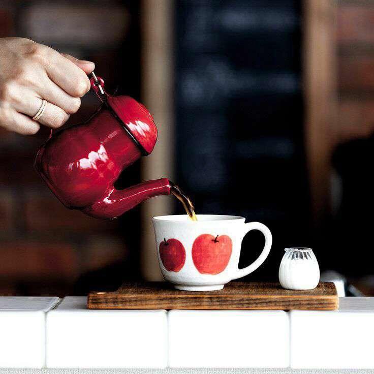 یک فنجان چای