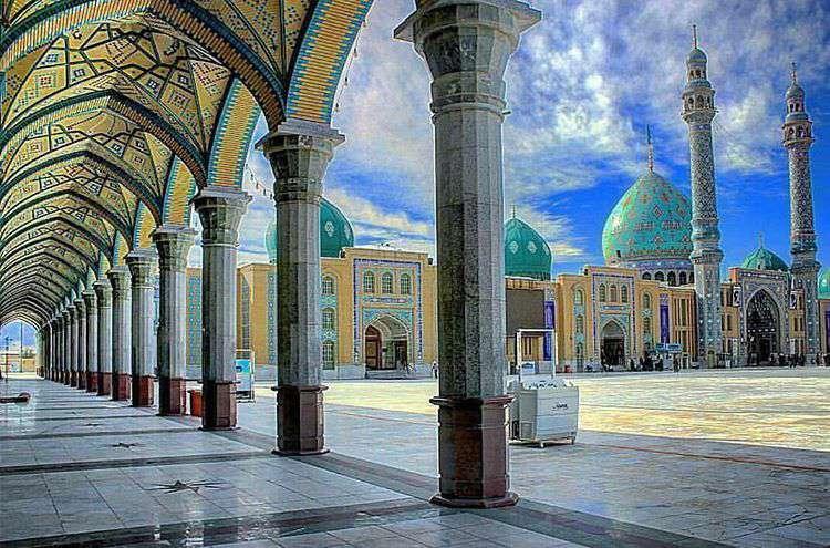مسجد مقدس جمکران_قم