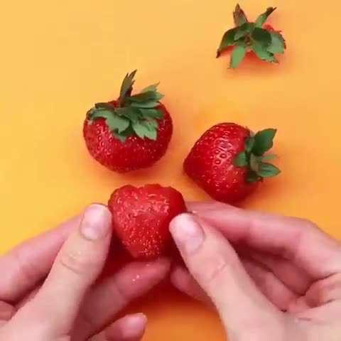 روش های راحت پوست کندن میوه