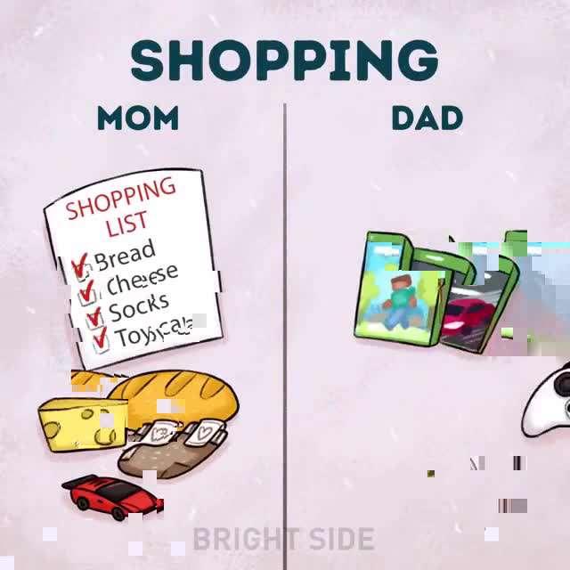 روش های متفاوت پدر و مادر