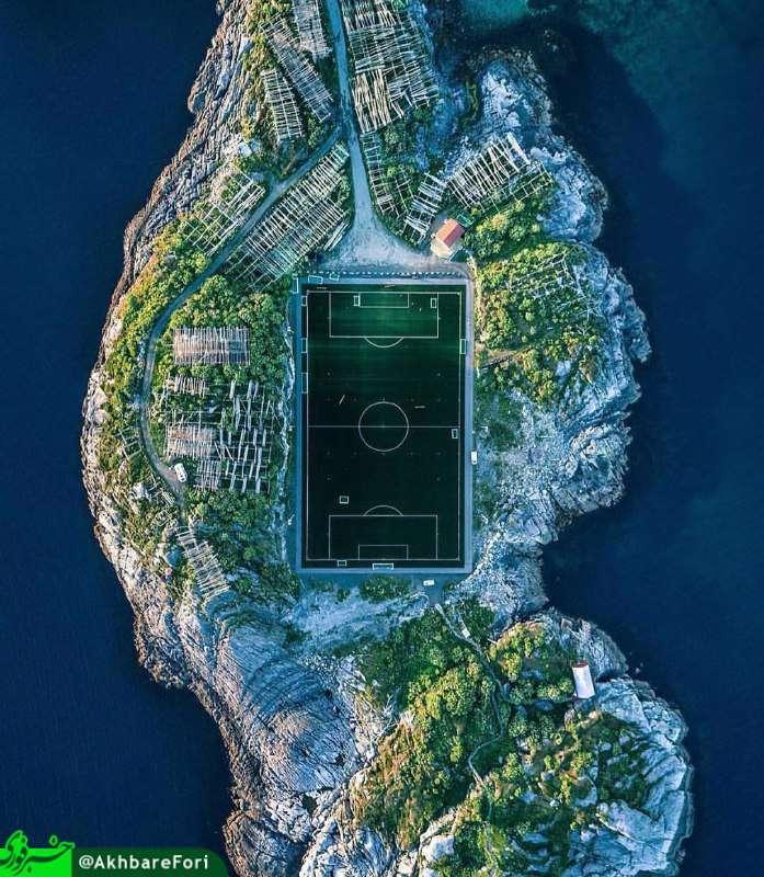 جزیره فوتبال در نروژ