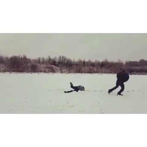 تصوير متحرك شكست در نبرد زمستاني