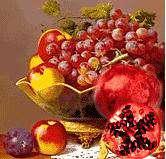 میوه ها و خوراکی های بهشتی