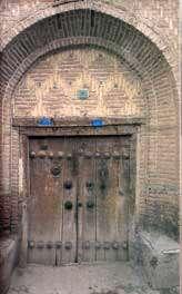 آشنایی با خانه های قدیمی کردستان