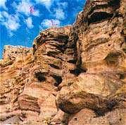 معرفی آثار طبیعی استان كردستان