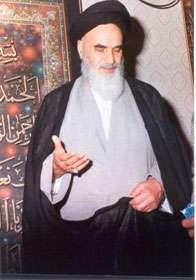 شهادت آیت الله سید محمدرضا سعیدی