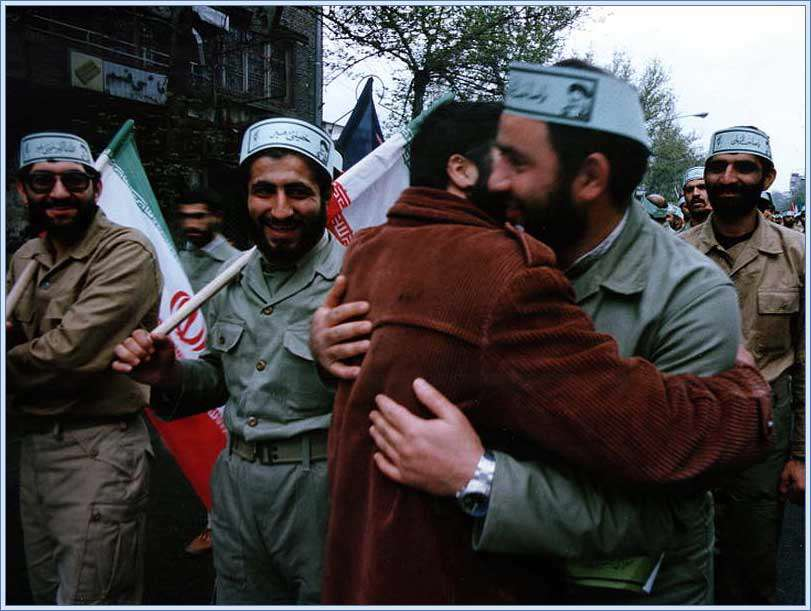 Thread: Iran-Iraq war photos