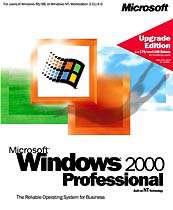 مرگ سیستم عامل ویندوز 2000