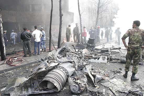 گزارش اختصاصي تبيان از سقوط هواپيماي c-130