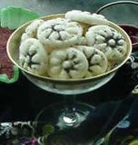 شیرینی برنجی میانپر شیرینی پزی و طرز تهیه شیرینی خرمایی پرشین