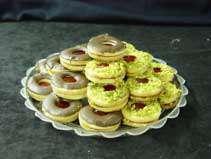 نکا ت لازم در مورد تهیه شیرینی ها: