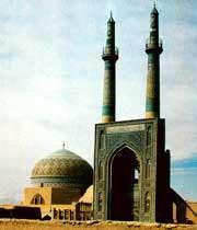 معرفی مساجد تاریخی استان یزد ( 2)