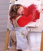 انتقال احساسات کودک از طریق نقاشی