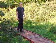 گرفتگی ناگهانی عضلات هنگام پیاده روی