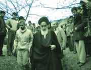 سالهای تبعید امام خمینی(ره(