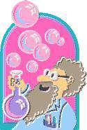 نیروهای مولکولی مشغول کارند: ساختن حبابهای صابون