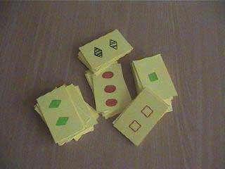 بازی مجموعه ها   برای دوره راهنمایی