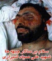 صیاد، امیر برومند ارتش اسلام