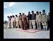 نماز در جبهه
