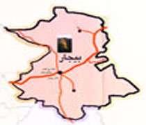 شهرستان های استان کردستان