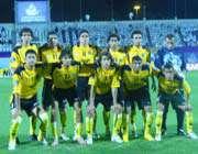 ترکیب تیم سپاهان در بازی رفت برابر العین امارات در لیگ قهرمانان آسیا (2006 - 07)