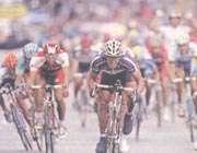 بزرگان دوچرخه سواری جهان در تور  جیرو ایتالیا