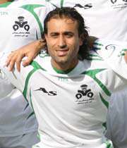 رجب زاده یکی از بهترین گلزن لیگ برتر