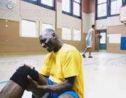 درد زانوی ورزشکار