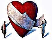 دل هر جایی!