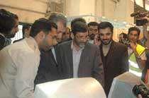 تبیان در نمایشگاه ملی رسانه های دیجیتال