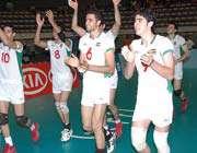 جوانان ایران در نیمه نهایی جام جهانی والیبال