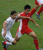 تساوی ایران و چین در جام ملتها