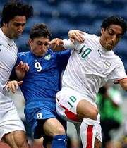 اولین پیروزی تیم ملی ایران برابر ازبکستان
