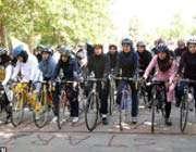 رقابتهای دوچرخه سواری قهرمانی کشور بانوان