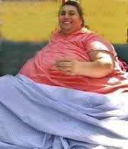 چاقترین مرد جهان