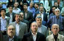 نشست صمیمی شهردار تهران با خبرنگاران