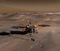 مریخ نورد ققنوس