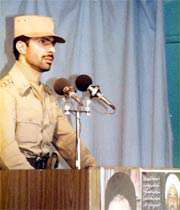 شهید علی صیاد شیرازی