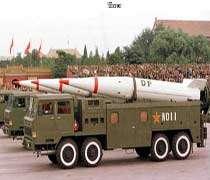 موشک بالستیک df-15/css-6 چین