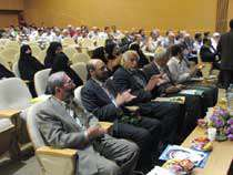برگزاری مراسم تجلیل از خیرین در مشهد مقدس