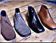 کفش های تمیز و مرتب