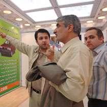 حضور مدیر عامل تبیان در نمایشگاه قرآن