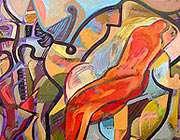 نمایشگاه بزرگ فروش آثار هنر