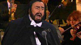 Andrea Bocelli va chanter pour Pavarotti
