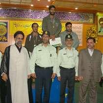 مسابقات سراسری تیر اندازی کارکنان ناجا در مشهد