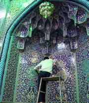 نظافت مساجد