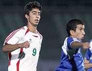 پیروزی مقتدرانه نوجوانان ایران برابر کویت