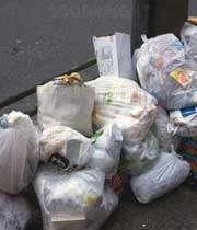 انباشت زباله