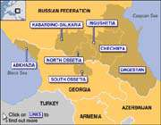 les pays caucasiens